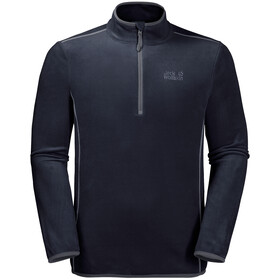 Jack Wolfskin Echo Pull en polaire Homme, night blue